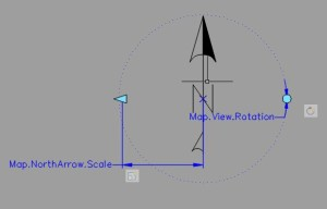 Existing North Arrow Parameters