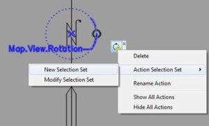 New Selection Set for Rotation Parameter
