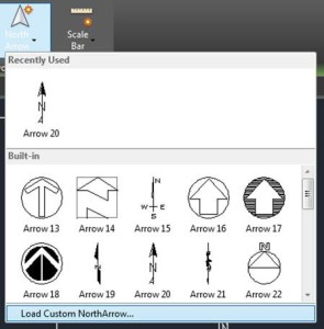 North Arrow Tool