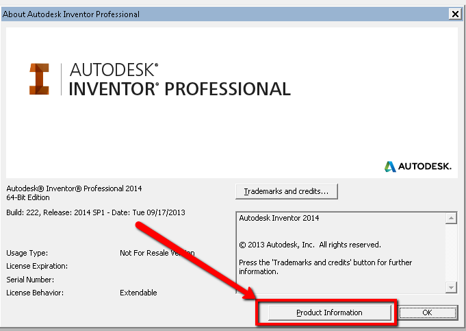 Autodesk Inventor Professional 2014 cheap license