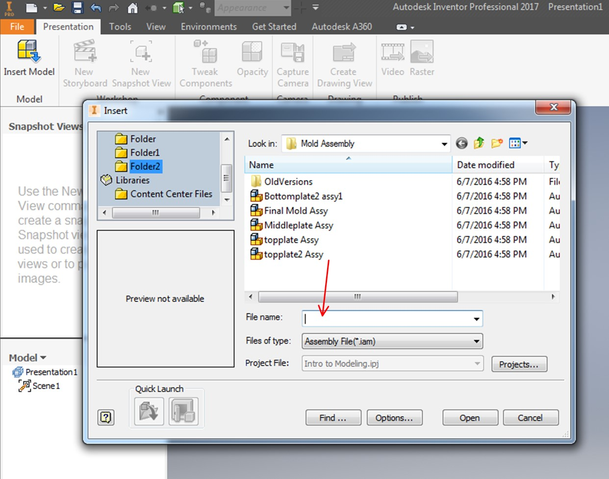Inventor 2017 Presentation Files – The New Look and Feel | MDO Team